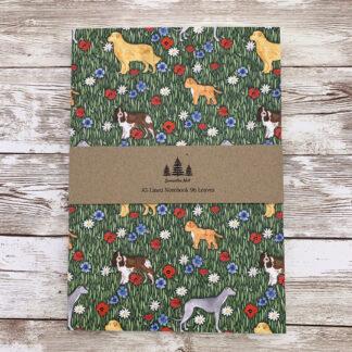 Wildflower walkies notebook